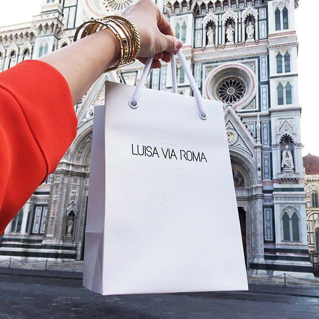 Магазин LUISAVIAROMA.COM