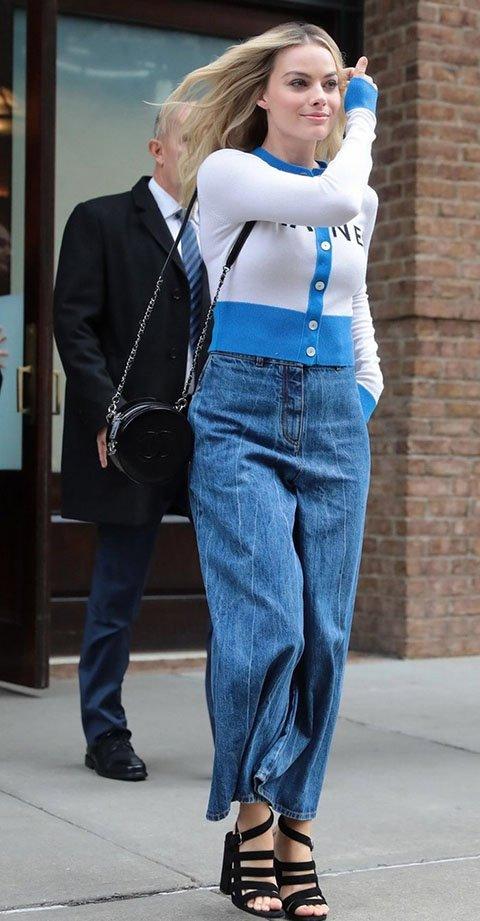 джинсы как у Марго Робби