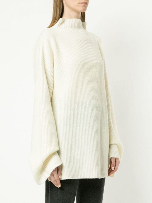 MADELEINE THOMPSON kalliope knit jumper